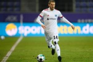 Fußball: HSV auch ohne Hunt beim Saisonfinale in 2. Fußball-Liga