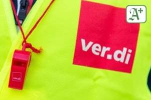 Gesundheit: Verdi: Arbeitgeber sollen sich auf Impfungen vorbereiten
