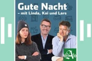 podcast-folge 1: gute nacht – ab heute mit kai diekmann