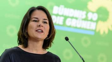 Kanzlerkandidatin: Baerbock will stärkere Rolle Europas gegenüber China