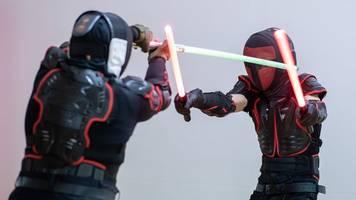 May the 4th - Star Wars: Lichtschwerter und Droiden im Realitäts-Check