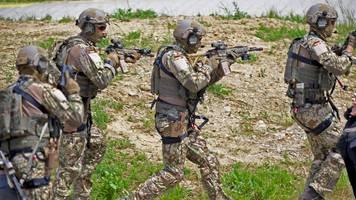 militärpolizei beschlagnahmt handy von ksk-kommandeur