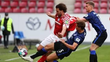 Bundesliga: Hertha punktet in Mainz,  bleibt aber Vorletzter
