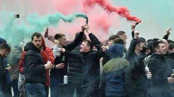 Englische Fußball-Hochburg: Man City vor historischer Woche - Unruhe bei Man United