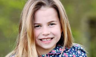 Prinzessin Charlotte lächelte zum sechsten Geburtstag in Kates Kamera