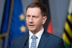 """Sachsens Ministerpräsident - Kretschmer: """"Wäre falsch, nach dem Corona-Lockdown in Klima-Lockdown zu gehen"""""""