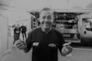 """Zwei Wochen nach seinem Tod - Er war sein """"größter Traum"""": Willi Herrens (†) Foodtruck komplett ausgebrannt"""