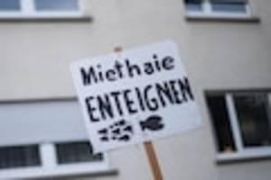 thema wohnungsnot im wahlkampf - wer will bauen, wer enteignen? wie die parteien deutschlands wohnungs-albtraum beenden wollen