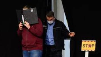 prozessauftakt: angeklagter von volkmarsen schweigt