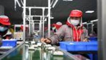 Menschenrechte: EU bremst Ratifizierung von Investitionsabkommen mit China