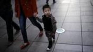 Demografie in China: In Chinas Städten wollen die Paare kein zweites Kind