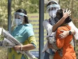 Botschafter: Grausame Szenen: Indien zählt 20 Millionen Corona-Fälle