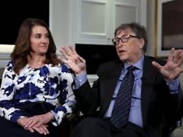 Graue Scheidungen: Ehepaar Gates folgt Trend zur späten Trennung