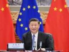 Sanktionen behindern Investitionsabkommen zwischen EU und China