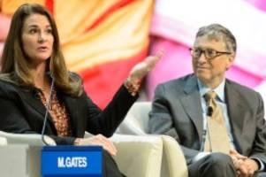 Ehe-Aus: Unheilbar zerrüttet: Gates-Ehepaar lässt sich scheiden