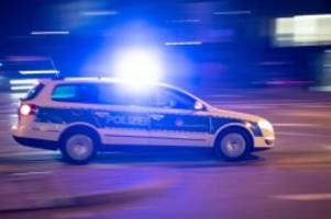 Kriminalität: Polizei: Raser flieht aus Berlin nach Brandenburg und zurück