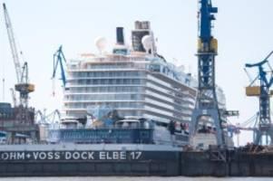 Corona trifft Branche: IG Metall sieht deutschen Schiffbau in einer Existenzkrise