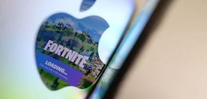 Apple gegen Epic Games: »Fortnite«-Fans quatschen in Prozess-Übertragung