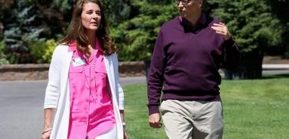 Bill Gates und Melinda Gates lassen sich scheiden: Ihre Ehe in Bildern