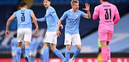 Champions League: Manchester City besiegt PSG und steht im Finale