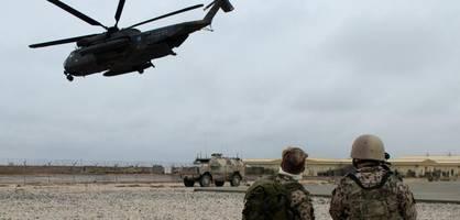 Für die Bundeswehr wächst die Gefahr in Afghanistan mit jedem Tag