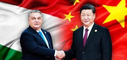 Chinas Einfallstor nach Europa
