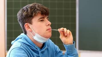 NRW: Sogenannt Lolli-Tests bald an allen Grundschulen im Land