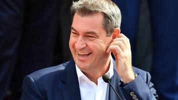Warum Markus Söder doch noch Kanzlerkandidat der Union werden könnte