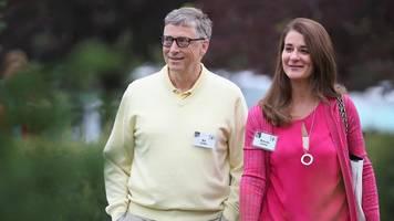 Bill und Melinda Gates: Windows-Witze gehen nach Scheidung viral