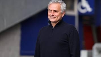 as rom ist begeistert und glücklich: josé mourinho wird neuer trainer