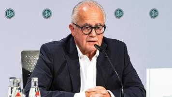 DFB: Kann Präsident Fritz Keller auch rausgeworfen werden?
