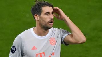 FC Bayern: Javi Martínez verlässt München – nach neun Jahren