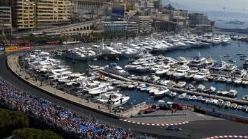 Formel 1: 7.500 Zuschauer in Monte Carlo zugelassen