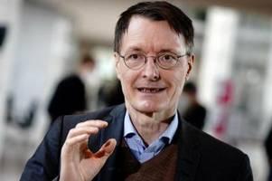 karl lauterbach mahnt zur vorsicht bei lockerungen für geimpfte