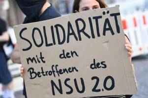 NSU 2.0-Drohschreiben: Verdächtiger festgenommen