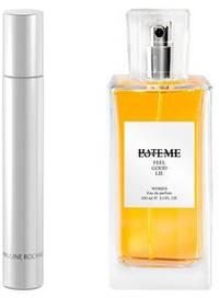 pauline rochas' neue geste des parfümierens