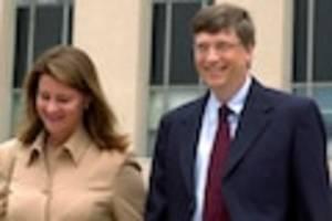Trennung von Melinda nach 27 Jahren - 108 Milliarden Euro, kein Ehevertrag: Wie teuer wird die Scheidung für Bill Gates?