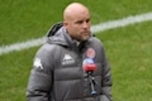 in der 2. liga - rouven schröder wird neuer sportdirektor beim fc schalke 04 - ex-keeper befördert