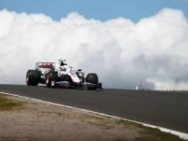 Formel 1 in Portugal: Mick Schumacher öffnet seinen Schutzpanzer