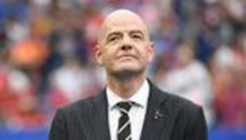Fifa-Präsident: Sonderstaatsanwalt darf nicht mehr gegen Gianni Infantino ermitteln
