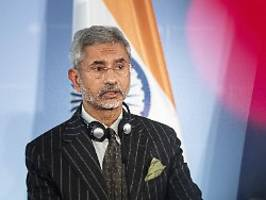 Außenministertreffen in London: Indische G7-Delegation in Isolation