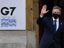 Moskaus bösartige Aktivitäten: G7 gehen mit China und Russland ins Gericht