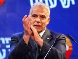 Nach Scheitern Netanjahus: Israels Opposition soll Regierung bilden