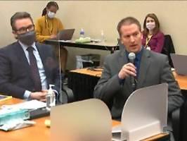 nach urteil im floyd-prozess: anwalt will verfahren neu aufrollen