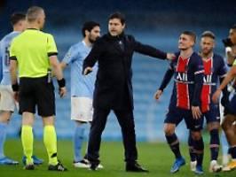 Wilde Tritte gegen Man City: Die hässliche Seite von Paris St. Germain