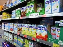 Molkereiwirtschaft macht mobil: Vegane Alternativen machen Milch Konkurrenz