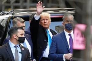Abgewählt: Ex-US-Präsident: Was macht eigentlich Donald Trump?
