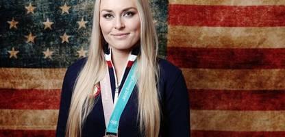 Olympische Spiele: Lindsey Vonn hält nichts von Protesten auf dem Podium – »Heiliger Ort«