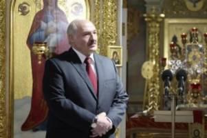 Konflikte: Deutsche Anwälte reichen Klage gegen Lukaschenko ein