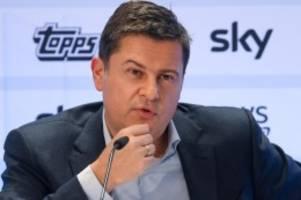 Verbale Ausfälle: Zoff der Fußball-Funktionäre immer heftiger